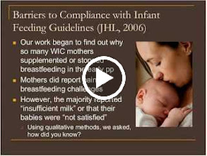 Video: Part 3: Baby Cues and Fit WIC