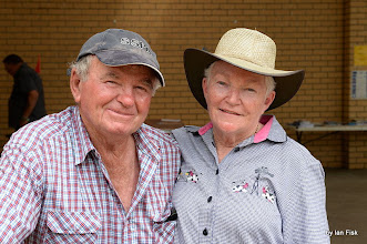 Photo: Chops and Pam from Nhill