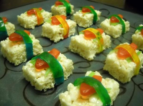 Swedish Fish Candy Sushi Recipe