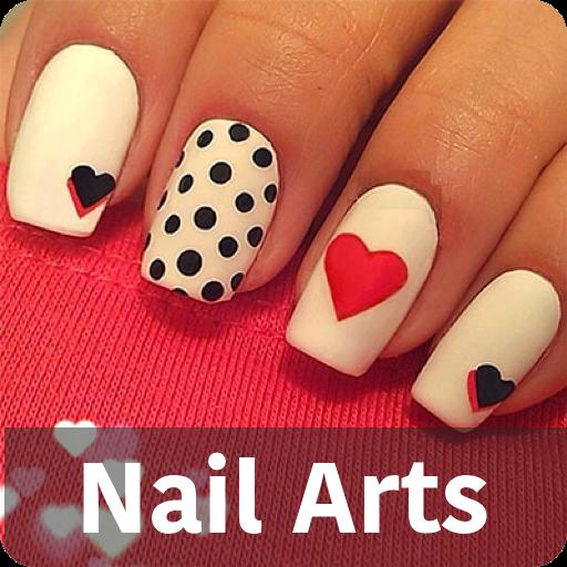 Nail Art 遊戲 App LOGO-硬是要APP