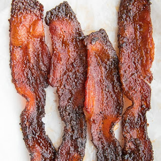 Sweet and Spicy Ghost Pepper Candied Bacon –.