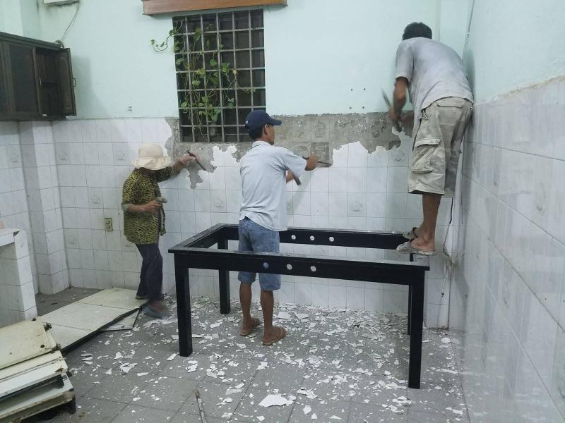 sửa chữa nhà là một phương án khá tiết kiệm