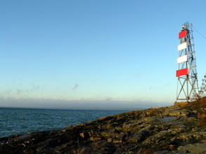 Photo: McKay Island Light Standard