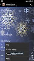 Screenshot of Quran Abdelbasset Abdessamad