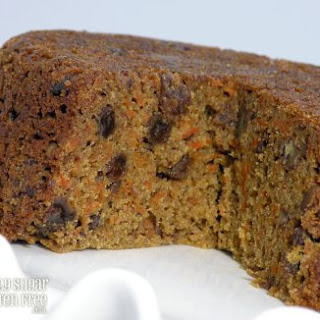 Steamed Carrot Cake Pudding