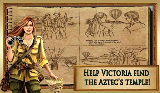 Victoria Aztec Hidden Object - náhled