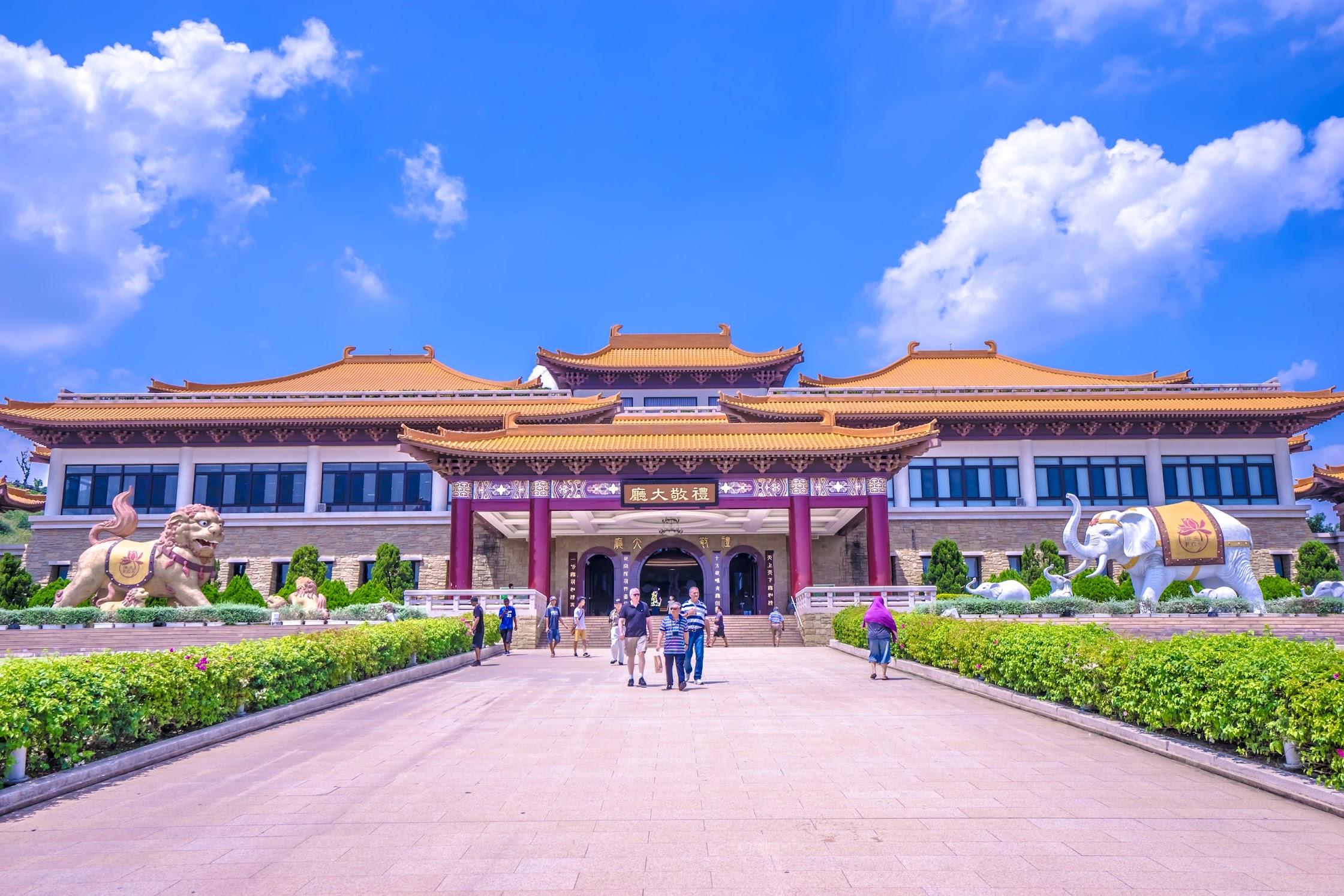 台湾 高雄 佛光山佛陀紀念館2