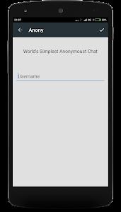 Anonymaz - Stranger Chat screenshot 3