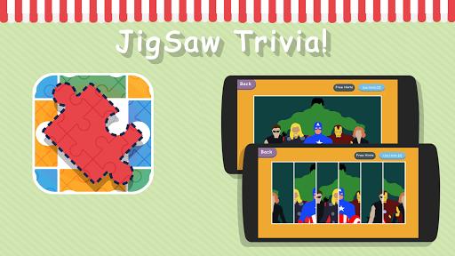 Jigsaw Trivia