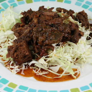 Slow Cooker Asian Shredded Beef.