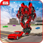 Autobot Car Robot War Transformer Free Game 2018