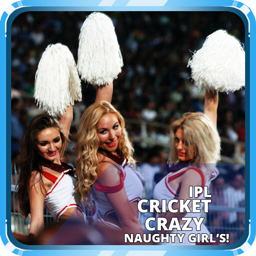 Cricket Crazy Naughty Girl's