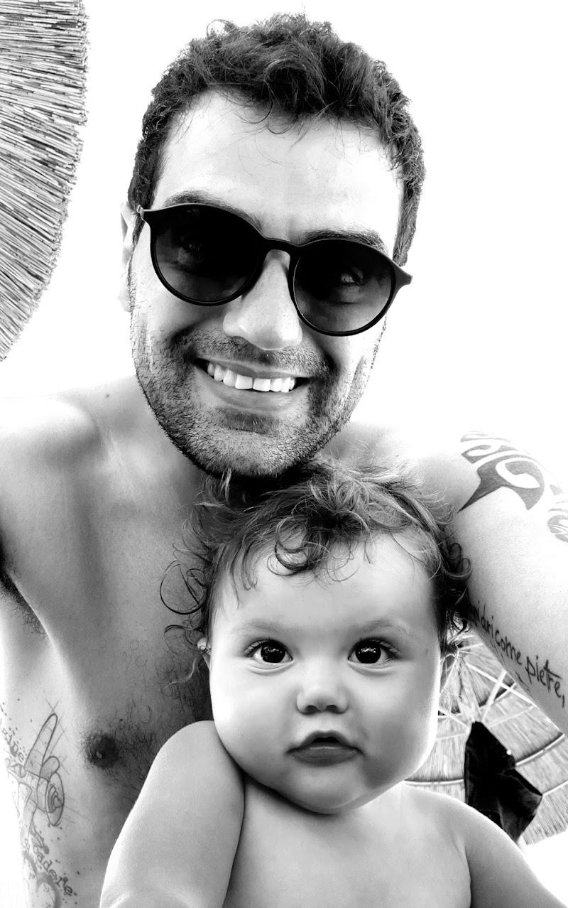 papà e figlia di Mdv78
