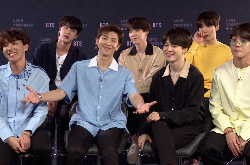 BTS Interview