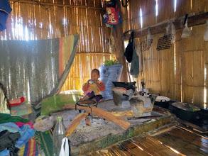 Photo: Huai Jakan: Lahu kitchen