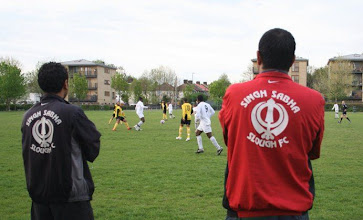 Photo: 28/04/10 v Singh Sabha Slough (Middlesex County League Prem Div) 4-0 contributed by Martin Wray