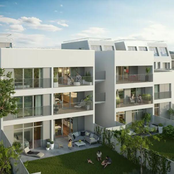 Programme immobilier neuf à Bordeaux : appartements du 2 pièces au 5 pièces à partir de 369000 €