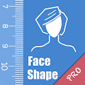 My Face Shape Meter  match and try eyeglass frames icon