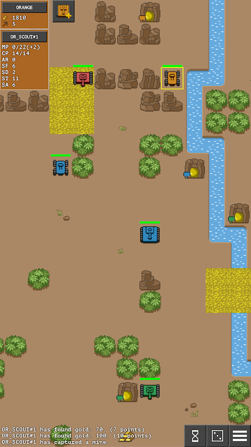 Board Tanks- screenshot