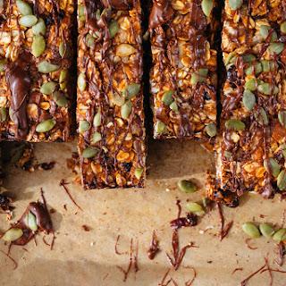 I'm Writing A Cookbook + Cherry Chocolate Granola Bars