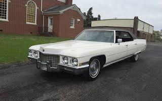 Cadillac Sedan DeVille Rent Alabama
