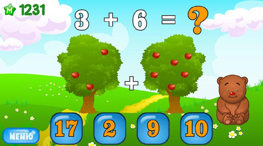 Mathematics and numerals: addition and subtraction 2.7 screenshots 10