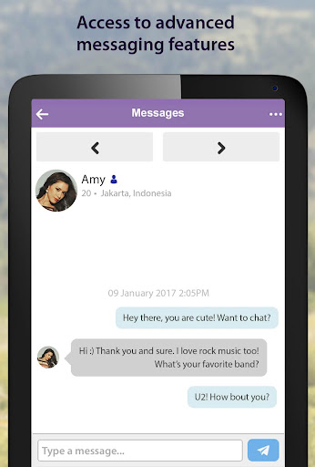 IndonesianCupid - Indonesian Dating App 2.1.6.1559 screenshots 8