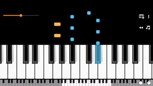 Mini Piano Lite 4.5.5 screenshots 3