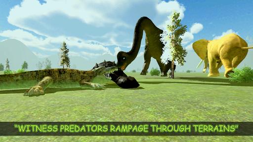Real Dinosaur Simulator Games u2013 Dino Attack 3D 1.4 screenshots 7