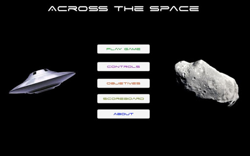 Across The Space