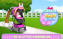 screenshot of Create Your Baby Stroller