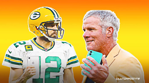 Brett Favre reveals texts with Packers QB Aaron Rodgers during trade saga