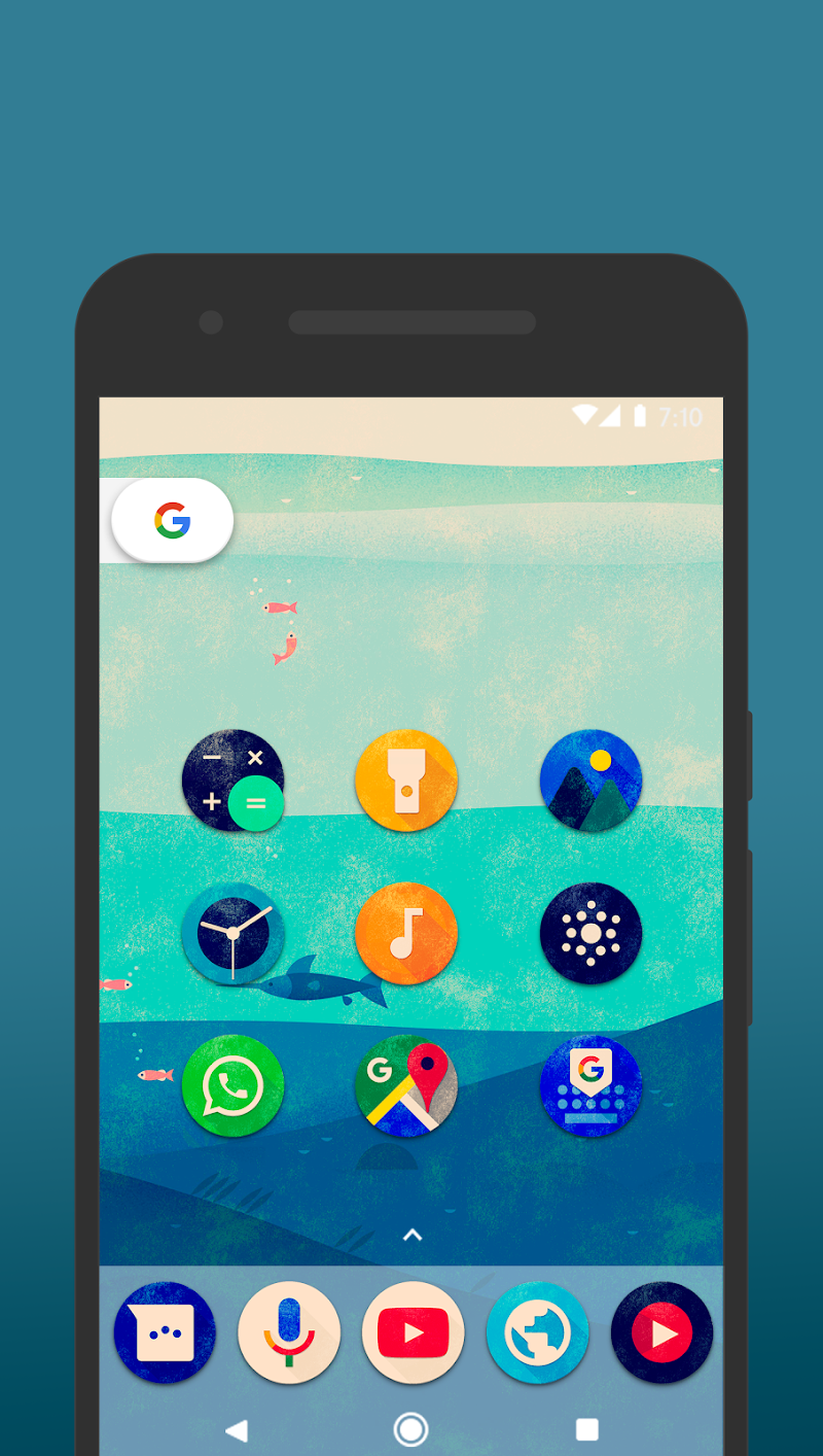 RETROPIX - VINTAGE PIXEL ICON Screenshot 1