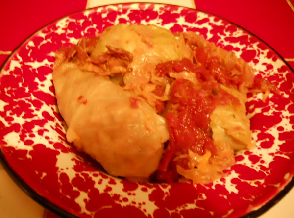 Hungarian Cabbage Rolls Recipe