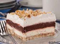 Cold Fudge Cake Recipe