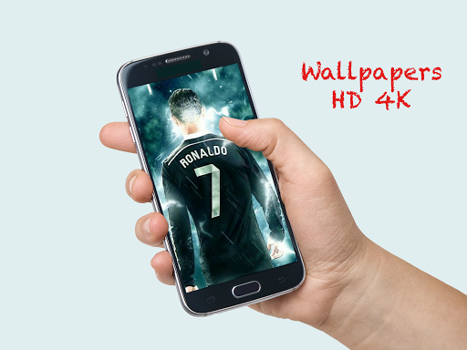 Cristiano Ronaldo Wallpapers HD 4K 2018 6.1.1 screenshots 1