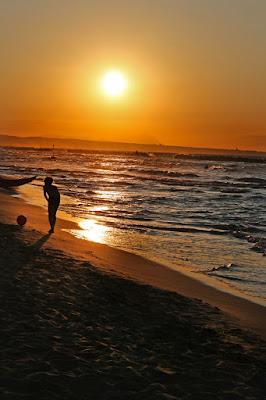 Un caldo tramonto di driveinsaturday