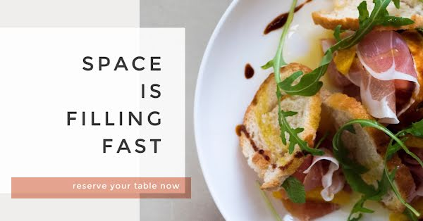 Reserve Your Table Now - Facebook Ad Template