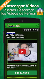 App Fernanfloo APK for Windows Phone