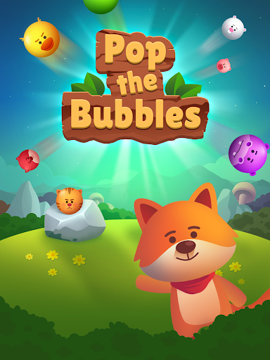 Pop The Bubbles - screenshot