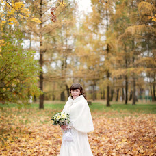 Wedding photographer Ekaterina Sabat (katyasabat). Photo of 11.12.2016