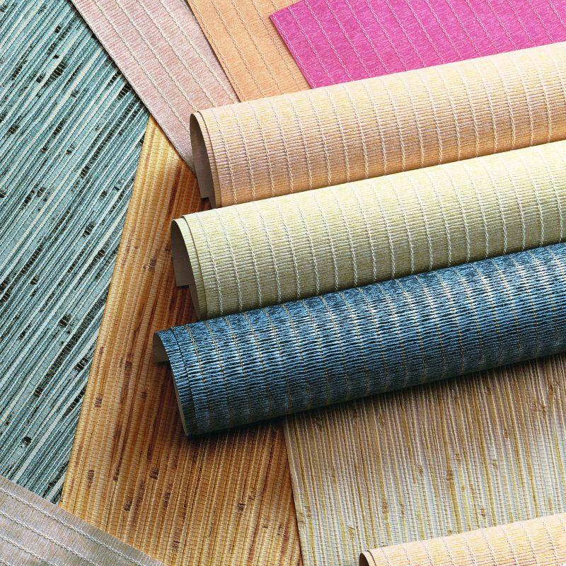 Бумажные обои: изготовление и основные характеристики
