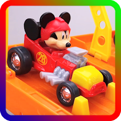 Mickey Roadster Toys