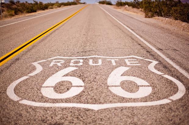 La route 66 avec France moto voyages
