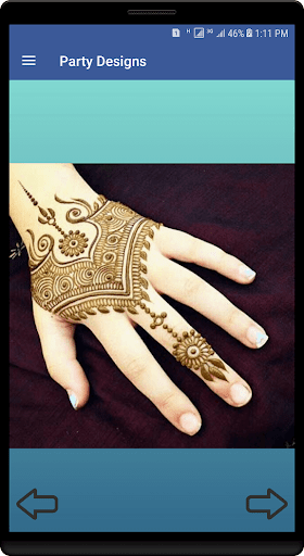 Mehndi Designs 2018 screenshot