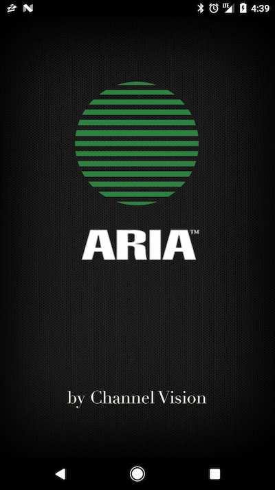 ARIA AUDIO- screenshot