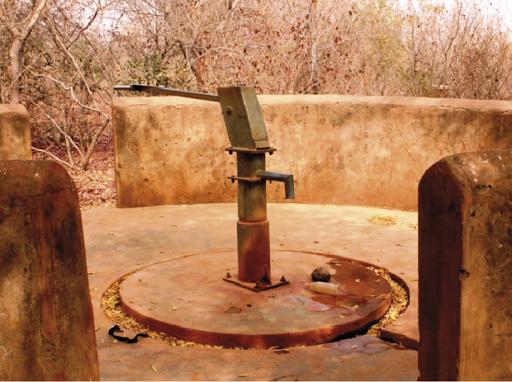 Ko Neere - hand pump