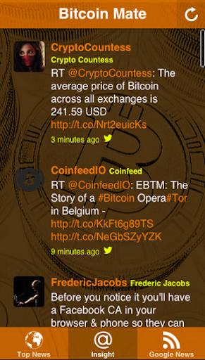 Bitcoin Mate
