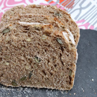 Our Favourite Seeded Loaf.