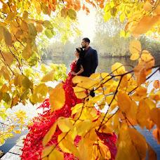 Wedding photographer Zhanna Samuylova (Lesta). Photo of 05.10.2018